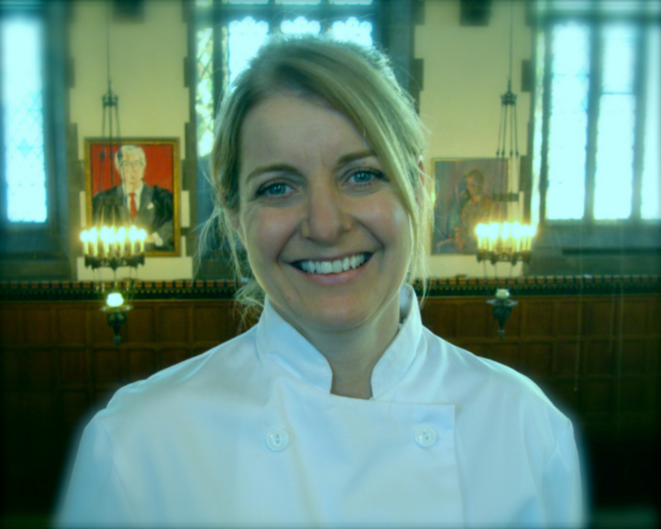 Chef Suzanne Baby of Hart House's Gallery Grill
