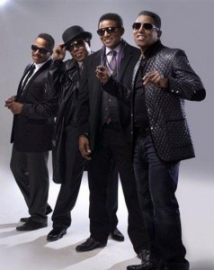 The Jacksons, courtesy of Casino Rama