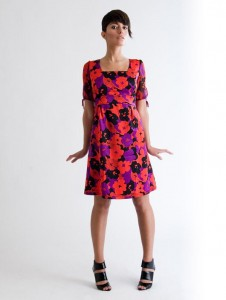 Giselle Dress by Narcissist Design, $155, photo Jesse Winter Heading