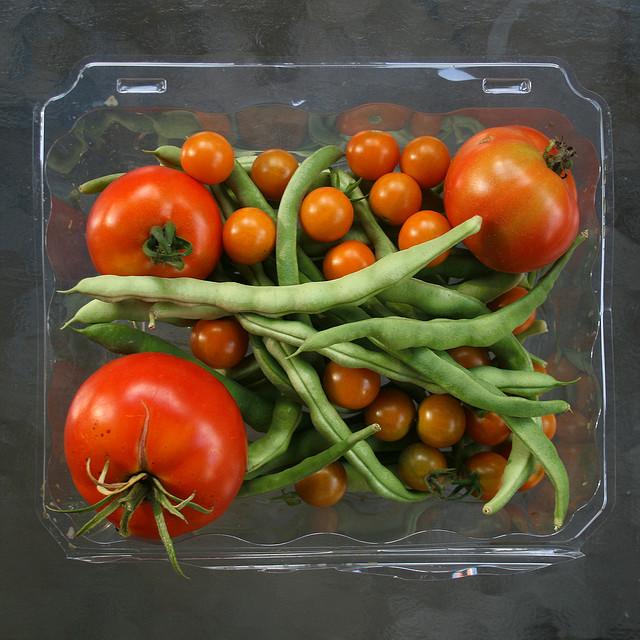Organic Gardening, photo by woodleywonderworks