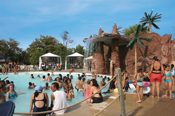 Caribbean Cove, Wild Water Kingdom