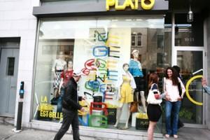 Plato, Montreal