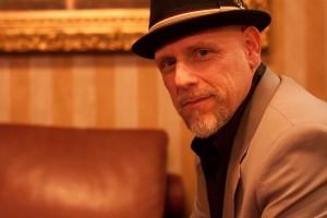 Blues Singer Tad Robinson