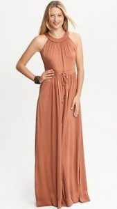 Airy Maxi Paula Dress from Banana Republic, $160