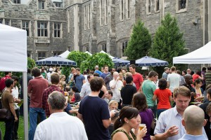 Hart House Beer Festival, photo Toronto Social Review