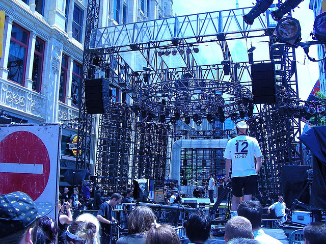 MMVAs at Queen and John, photo machernucha