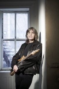 Jazz guitarist Mike Stern, photo Toronto Jazz Festival