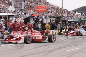 Pit Crew at Honda Indy Toronto, photo John Steadman