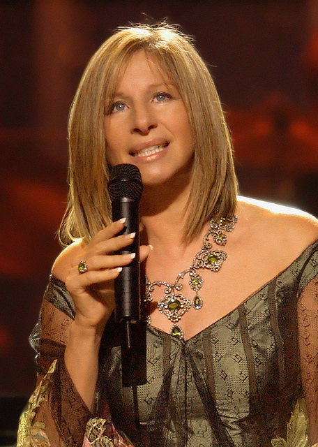 Barbra Streisand, photo by JCTLovesStreisand