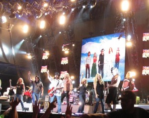 Lynyrd Skynyrd, photo by jayuzi