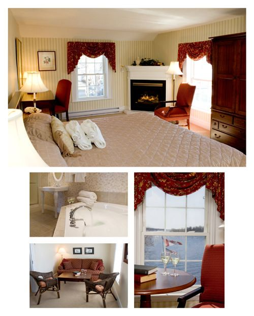 Cedar Knoll Room at Gananoque Inn, photo courtesy of Gananoque Inn