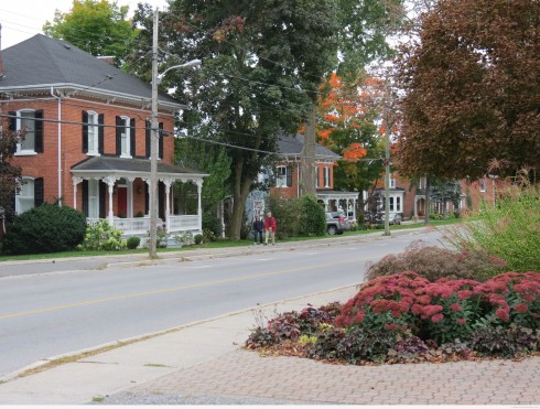 Bloomfield, Prince Edward County