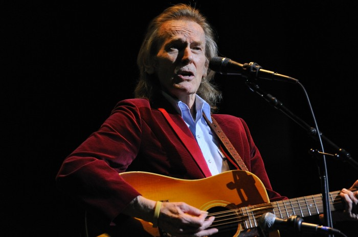 Singer Gordon Lightfoot, photo courtesy Massey Hall