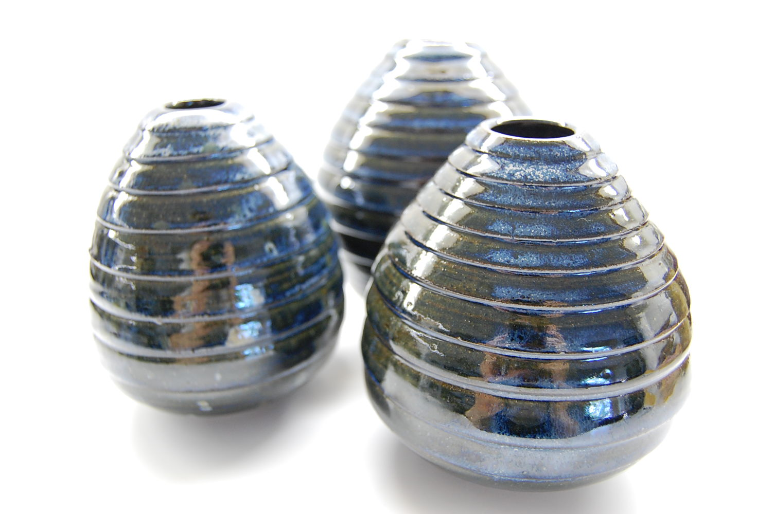 Pottery by Helen O'Sullivan at Wandering Winter Craft Show