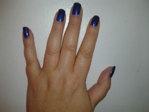 Shellac manicure at Nailopolis