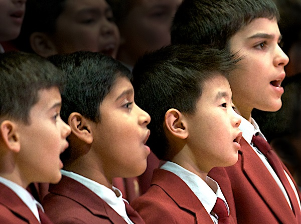 St. Michael's Choir School at Massey Hall