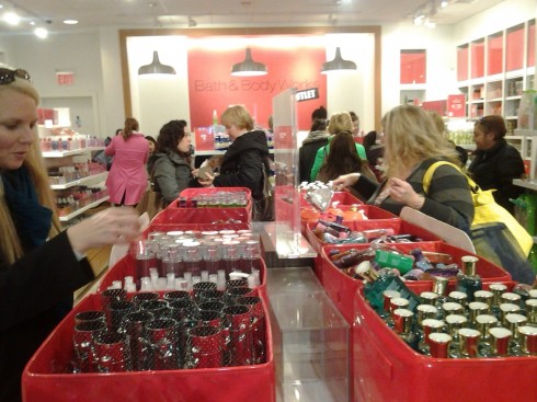 Bath & Body Works Outlet Scarborough