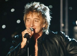 Singer Rod Stewart, courtesy Ticketmaster