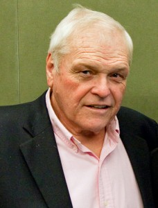 Actor Brian Dennehy, photo by Justin Hoch