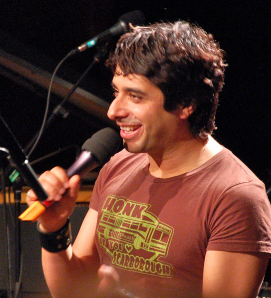 Jian Ghomeshi, photo by Penmachine