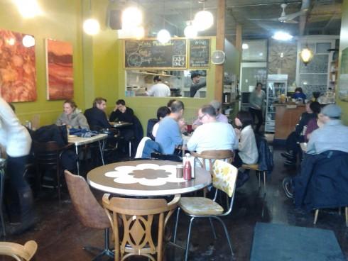 Lady Marmalade Restaurant, Toronto