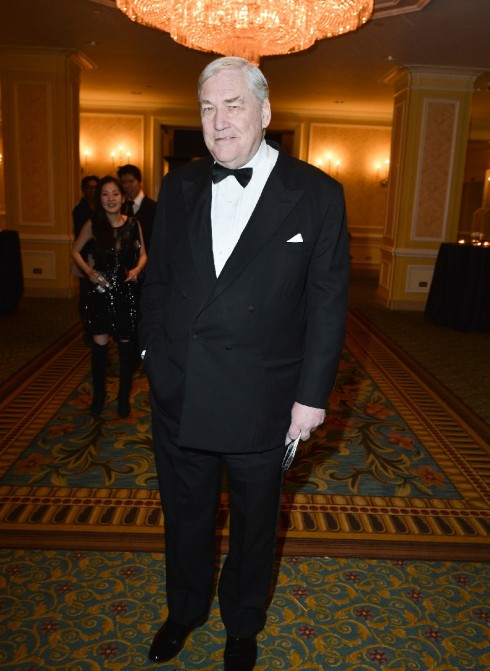 Conrad Black, photo George Pimentel