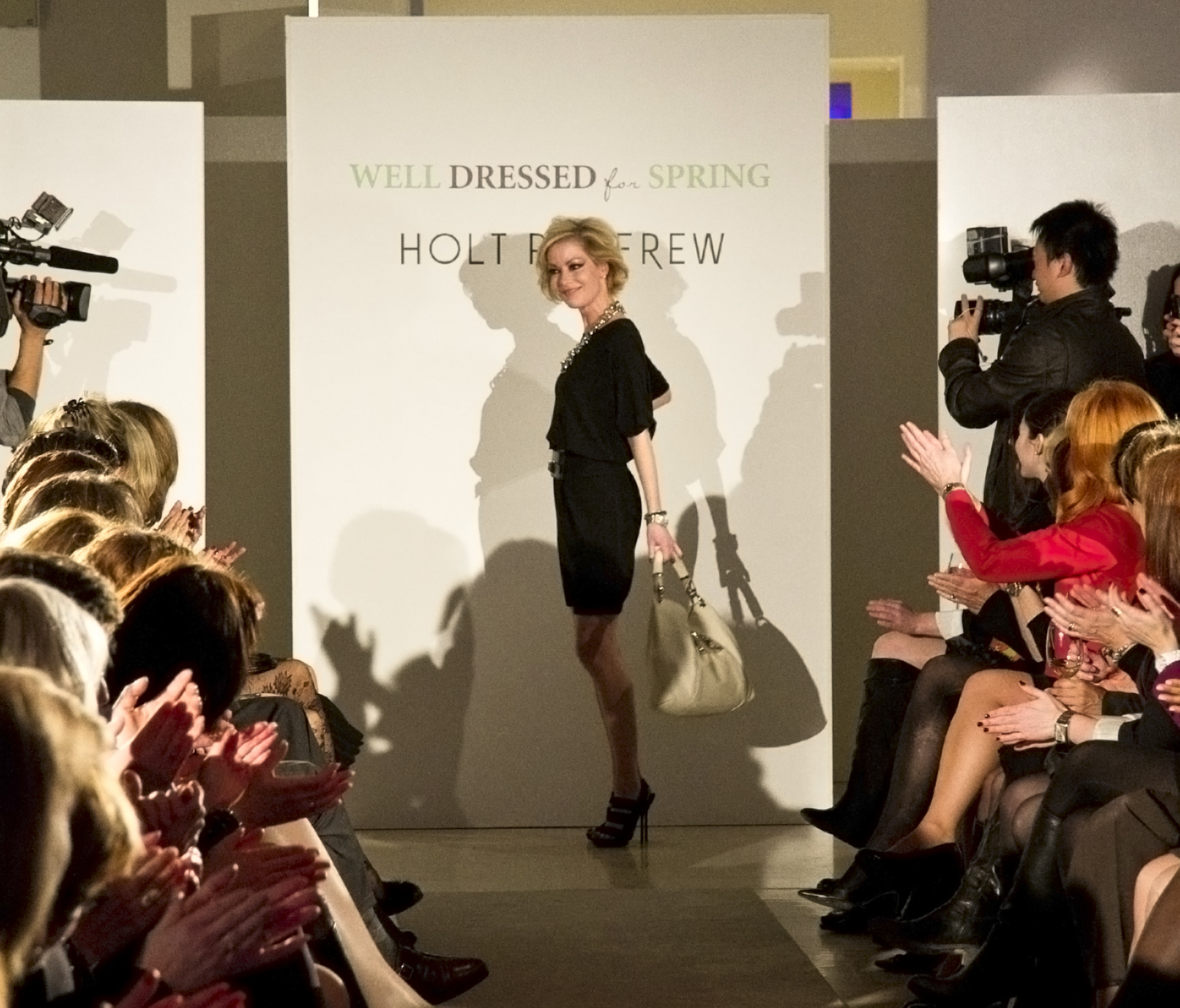 Wellspring Fashion Show at Holt Renfrew, photo Katie Shoemaker