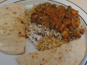 Chicken Biryani from Broadview Bakery at 728 Queen St. E.