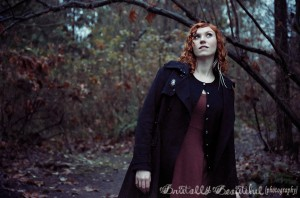 Singer-songwriter Jess Hill, photo Amanda Bullick of Brutally Beautiful