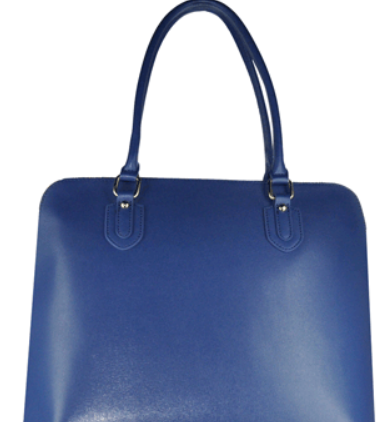 L. Credi bag in cobalt blue available at Town Shoes, $128