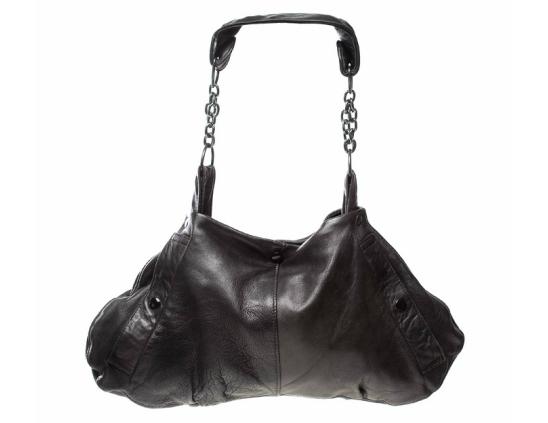 Recycled leather handbags from Deborah Adams