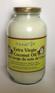 Extra Virgin Coconut Oil from CocoVie Naturals