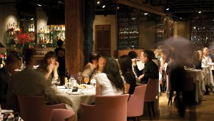 George Dining Room in Toronto, photo courtesy George Restaurant