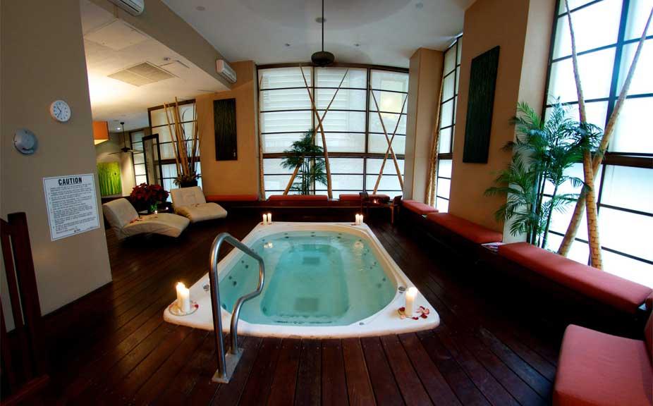 Shizen Spa at Cosmopolitan Hotel Toronto