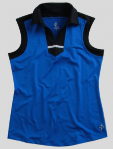 Ladies Sleeveless Golf Polo by 4 All By Jofit at Sporting Life, $80