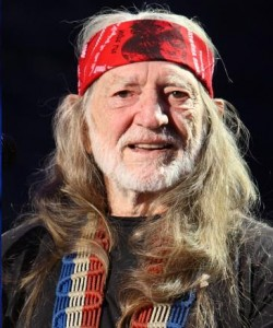 Folk singer Willie Nelson, photo by Larry Philpot