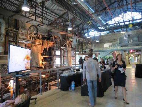 Beautiful Heat Event at Evergreen Brick Works