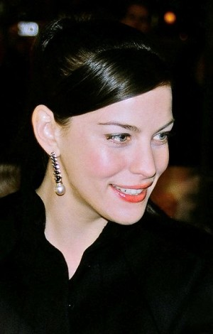 Actress Liv Tyler, photo lichtmaedel2