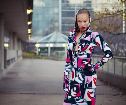 Canadian Supermodel Stacey McKenzie