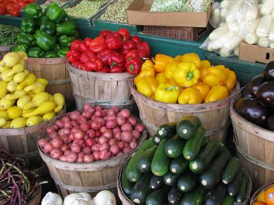 Farmers Market, photo NatalieMaynor