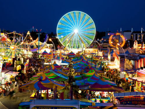 CNE games and rides
