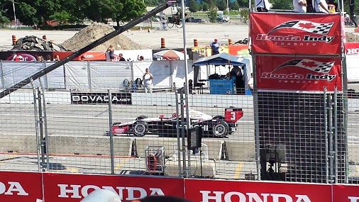 Honda Indy Toronto Sunday, July 14, 2013