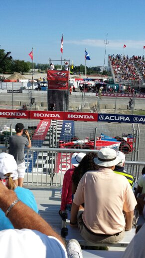 Honda Indy Toronto on Sunday, July 14, 2013