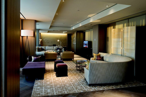 Royal Suite at Four Seasons Hotel Toronto