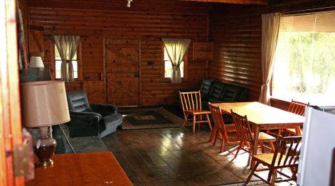Cottage at Silver Birches Resort, Manitoulin Island