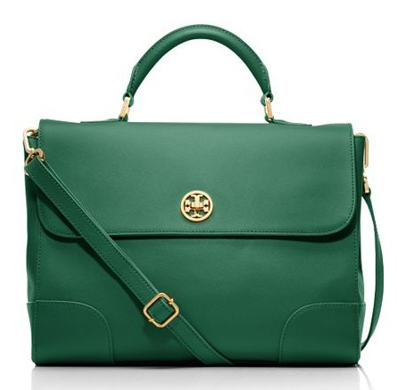 Robinson Top Handle Satchel from Tory Burch, $550