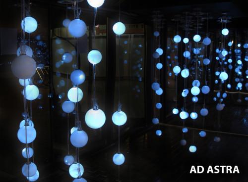 Ad Astra at Bata Shoe Museum