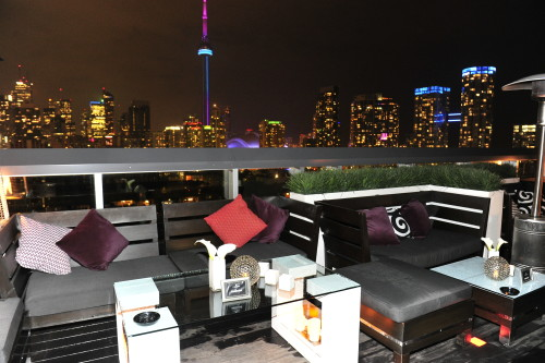 Bungalow 8 And Worldview Party at Thompson Toronto Rooftop, photo Jerod Harris