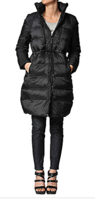 Diesel W-Adore-A Winter Jacket from Hudson's Bay, $435