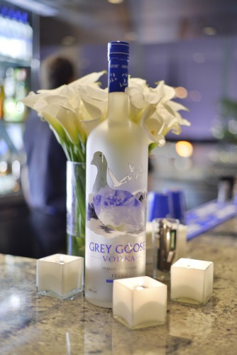 Grey Goose Vodka served at Bungalow 8 and Worldview Party, photo Jerod Harris